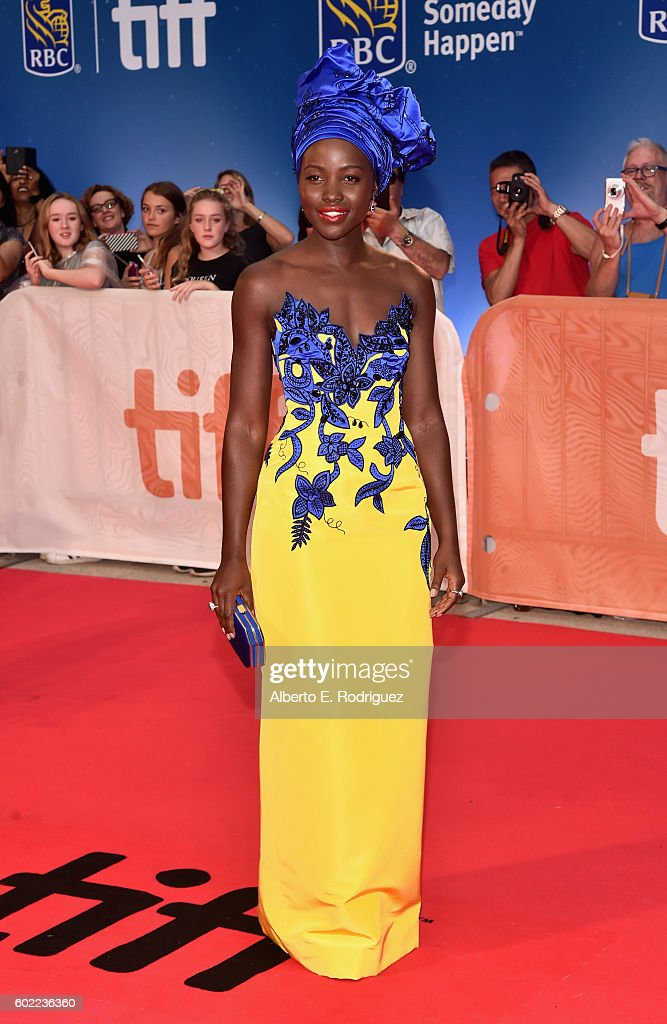 "Disney's ""Queen Of Katwe"" Gala Screening At The Toronto Film Festival"