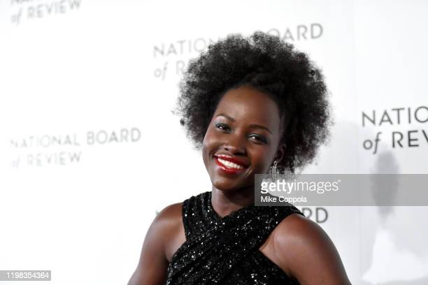 Actress Lupita Nyong'o attends the 2020 National Board Of Review Gala on January 08, 2020 in New York City.