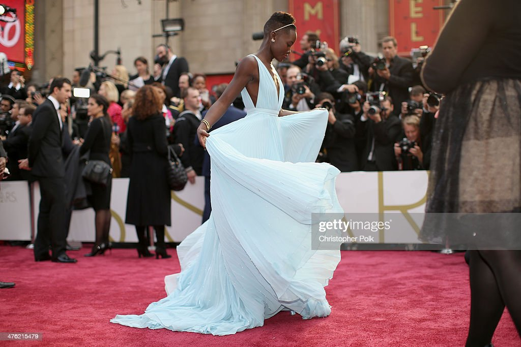 86th Annual Academy Awards - Red Carpet : News Photo