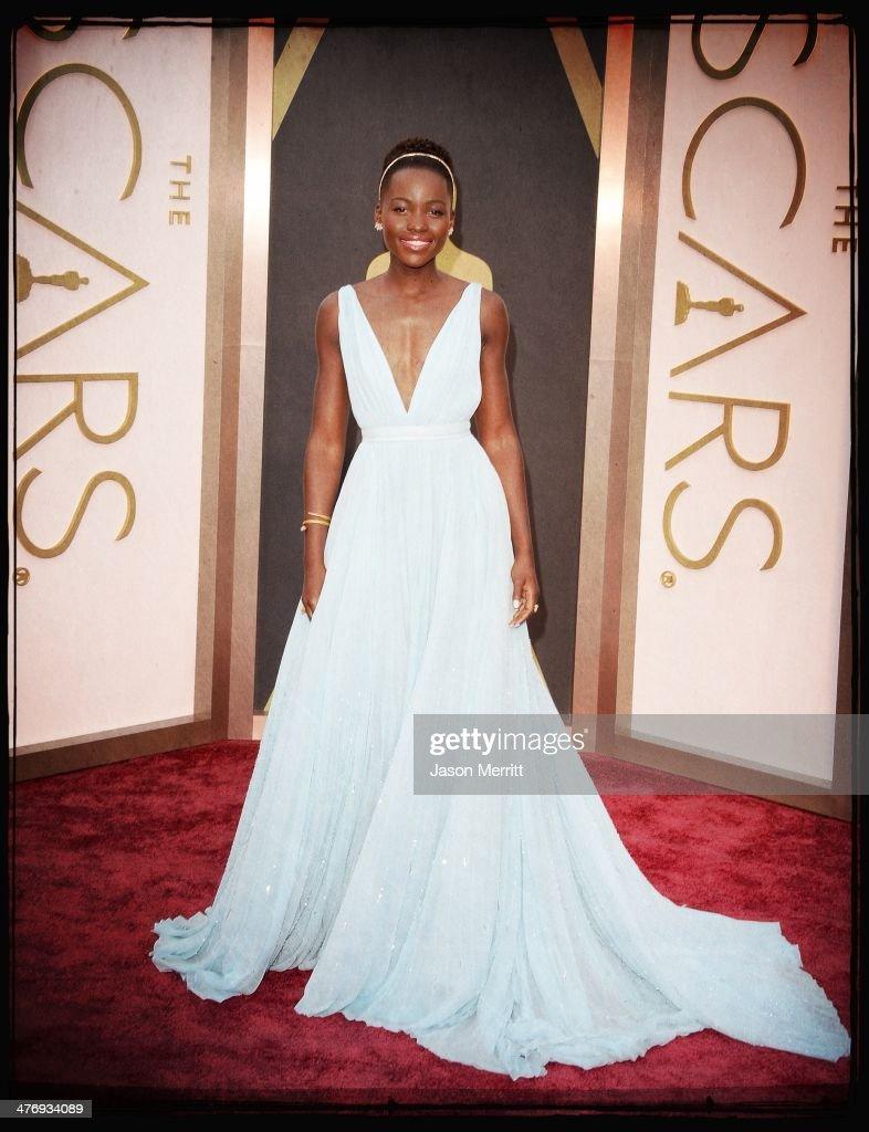 An Alternative Look At The 86th Annual Academy Awards : News Photo