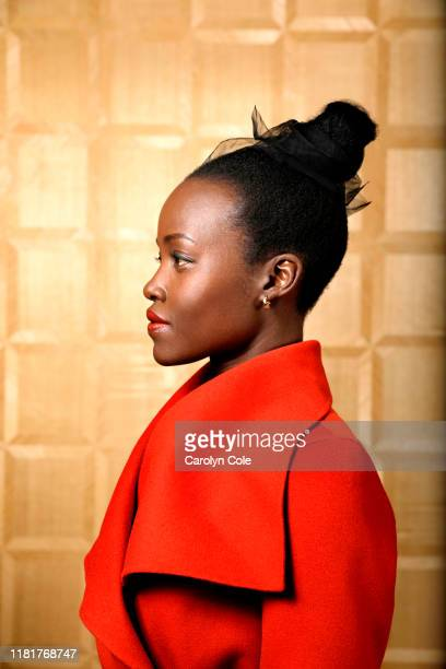 Actress Lupita Nyong'o is photographed for Los Angeles Times on October 28 2019 in Los Angeles California PUBLISHED IMAGE CREDIT MUST READ Carolyn...