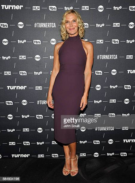 Actress Lusia Strus of Good Behavior attends the TCA Turner Summer Press Tour 2016 Presentation at The Beverly Hilton Hotel on July 31 2016 in...