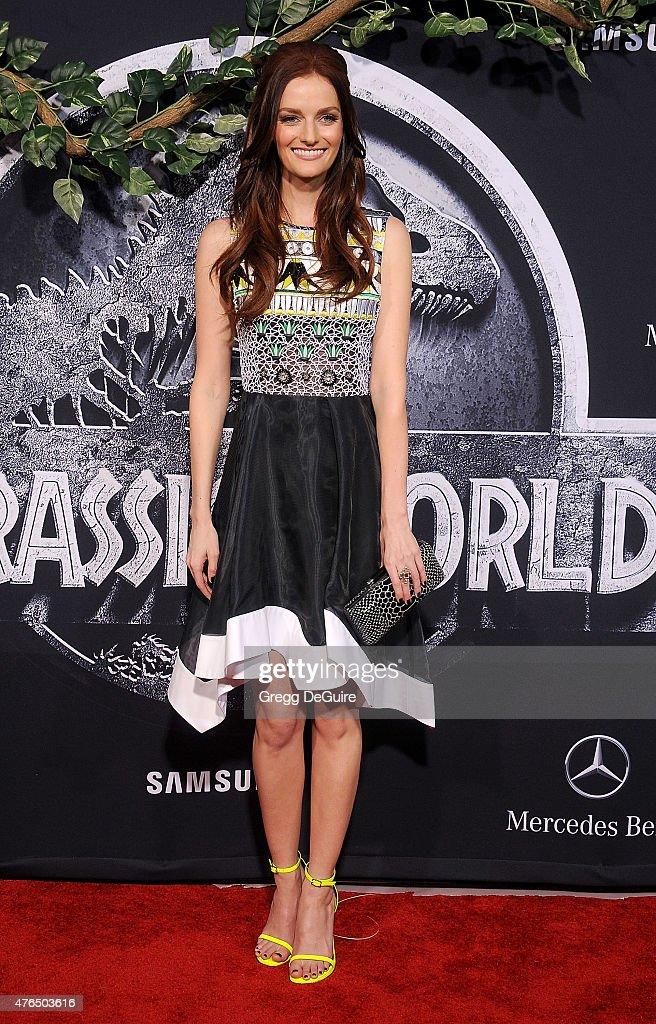 """""""Jurassic World"""" - World Premiere  - Arrivals"""