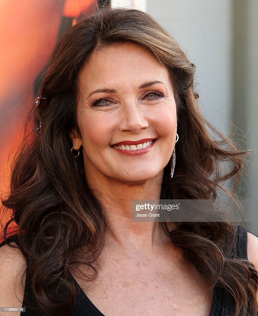 "Actress Lynda Carter Arrives To The ""Snowflower And The"