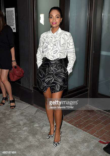 Actress Lyndie Greenwood attends FOX International Studios' ComicCon Party Celebrating Robert Kirkman's New Drama 'Outcast' during ComicCon...