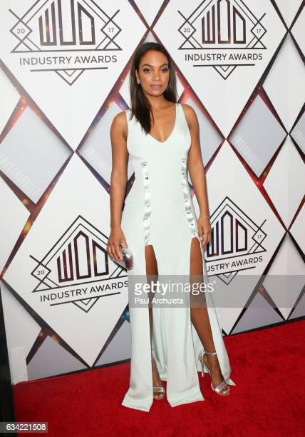 Actress Lyndie Greenwood attends the World Of Dance Industry Awards at Avalon Hollywood on February 7 2017 in Los Angeles California