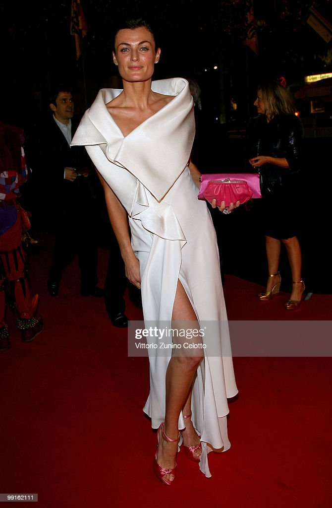 Actress Lyne Renee attends the 'Robin Hood' After Party at the Hotel Majestic during the 63rd Annual Cannes International Film Festival on May 12, 2010 in Cannes, France.