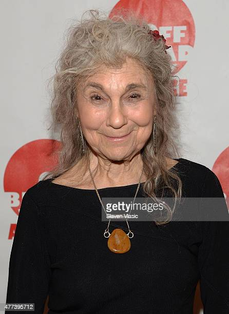 Actress Lynn Cohen attends 2015 Off Broadway Alliance Awards at Sardi's on June 16 2015 in New York City