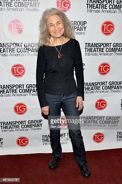 Actress Lynn Cohen attends I Remember Mama Opening Night at The Gym at Judson on March 30 2014 in New York City