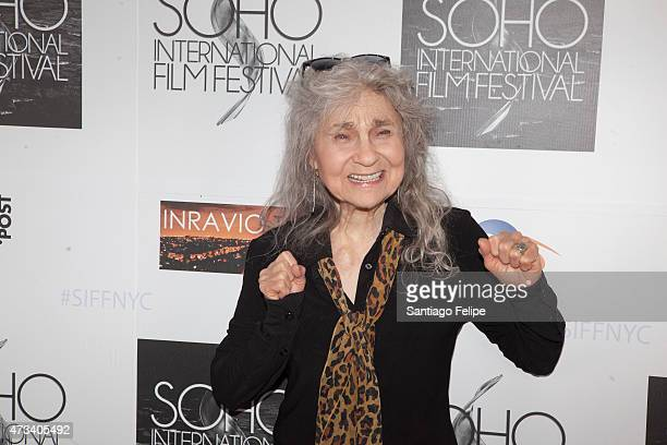 Actress Lynn Cohen attends SOHO International Film Festival 2015 at Village East Cinema on May 14 2015 in New York City