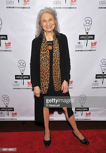 Actress Lynn Cohen attends the 29th Annual Lucille Lortel Awards at NYU Skirball Center on May 4 2014 in New York City