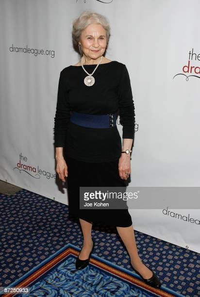 Actress Lynn Cohen attends the 75th Annual Drama League Awards at the Marriot Marquis on May 15 2009 in New York City