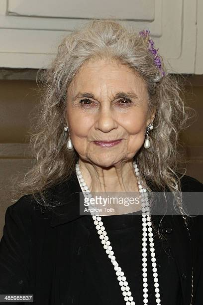 Actress Lynn Cohen attends the Broadway opening night for The Velocity of Autumn at Booth Theatre on April 21 2014 in New York City
