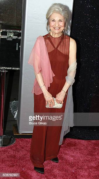 Actress Lynn Cohen attends the premiere of Sex and the City The Movie at Radio City Music Hall on May 27 2008 in New York City