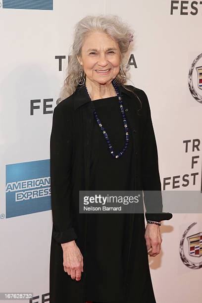Actress Lynn Cohen attends the Tribeca Film Festival 2013 after party for A Single Shot sponsored by Heineken on April 26 2013 in New York City