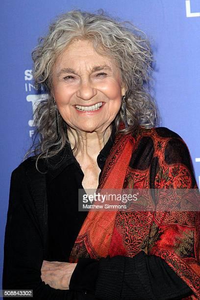 BARBARA CA FEBRUARY Actress Lynn Cohen attends the Virtuosos Award at the Arlington Theater at the 31th Santa Barbara International Film Festival on...