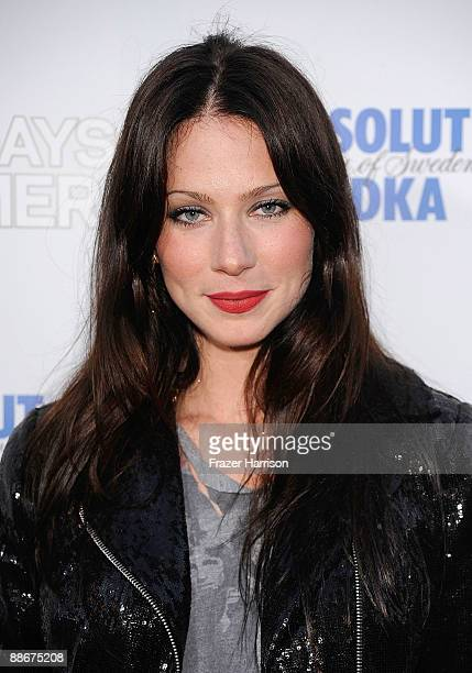 Actress Lynn Collins arrives at the premiere of Fox Searchlight's Days Of Summer at the Egyptian Theatre on June 24 2009 in Hollywood California