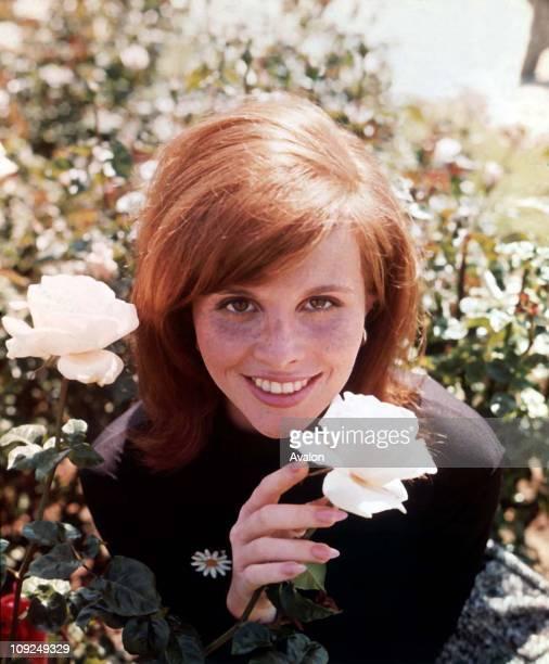 Actress Lynn Loring