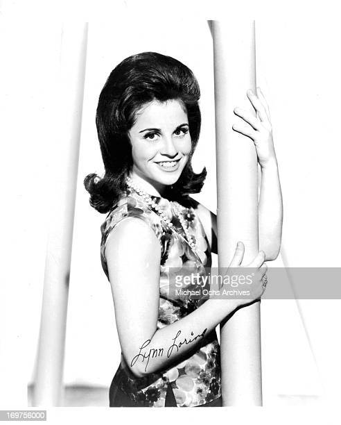 Actress Lynn Loring poses for a portrait in circa 1966