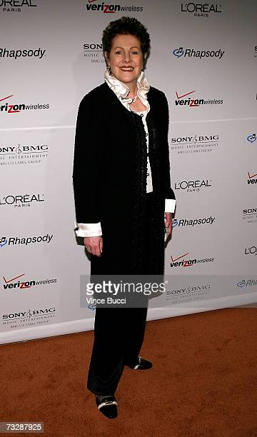 Actress Lynn Redgrave arrives at the Clive Davis preGrammy party held at the Beverly Hilton on February 10 2007 in Beverly Hills California