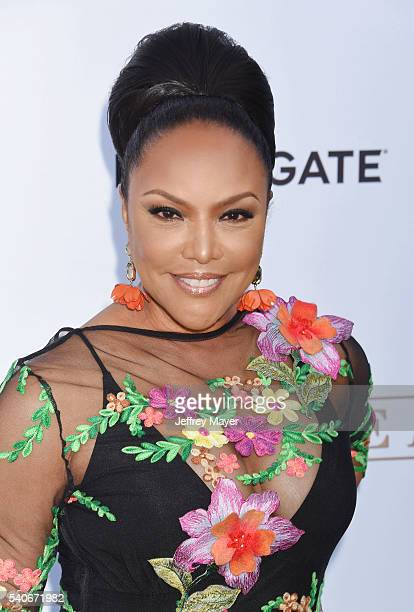 Actress Lynn Whitfield arrives at the premiere of OWN's 'Greenleaf' at The Lot on June 15 2016 in West Hollywood California