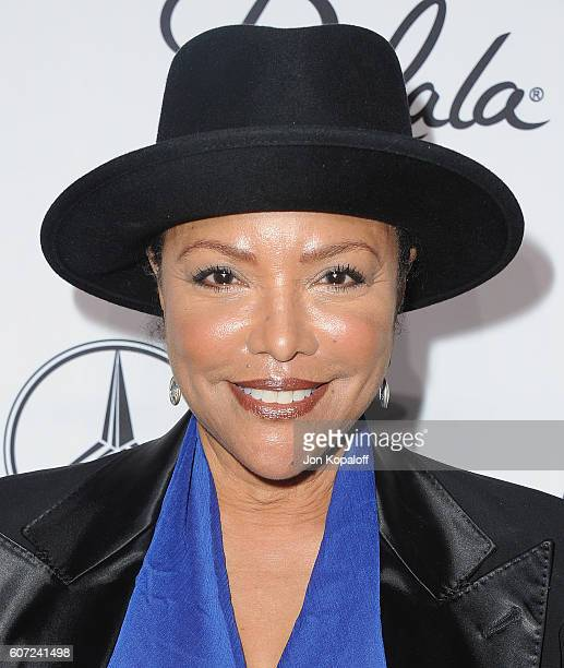 Actress Lynn Whitfield arrives at Variety And Women In Film's PreEmmy Celebration at Gracias Madre on September 16 2016 in West Hollywood California