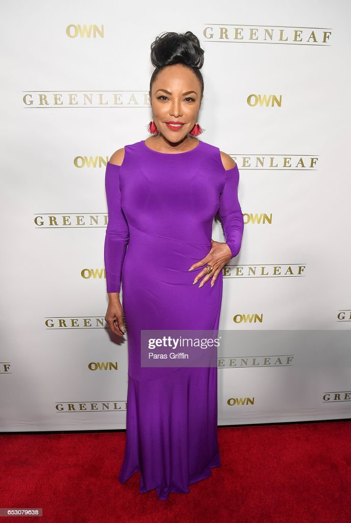 Actress Lynn Whitfield attends 'Greenleaf' Season 2 Premiere Party at W Atlanta Midtown on March 13, 2017 in Atlanta, Georgia.