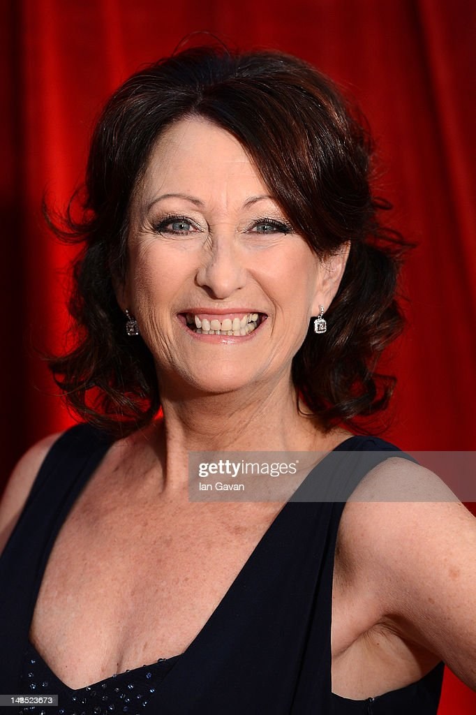 Actress Lynne McGranger attends The 2012 British Soap Awards at ITV Studios on April 28, 2012 in London, England.