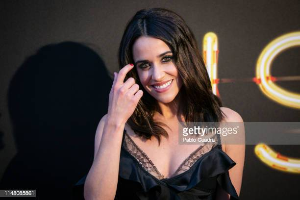 Actress Macarena Garcia attends Instinto premiere by Movistar at Callao Cinema on May 09 2019 in Madrid Spain