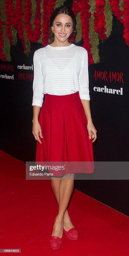 Macarena Garcia Presents 'Amor Amor' Cacharel New Campaign