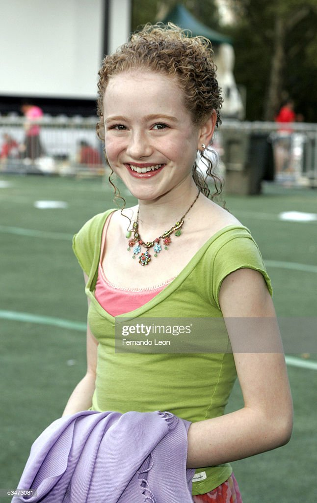 "Actress Macey Cruthird arrives to the premiere of ""Little ..."