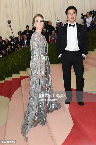 Actress Mackenzie Davis attends the 'Manus x Machina Fashion In An Age Of Technology' Costume Institute Gala at Metropolitan Museum of Art on May 2...