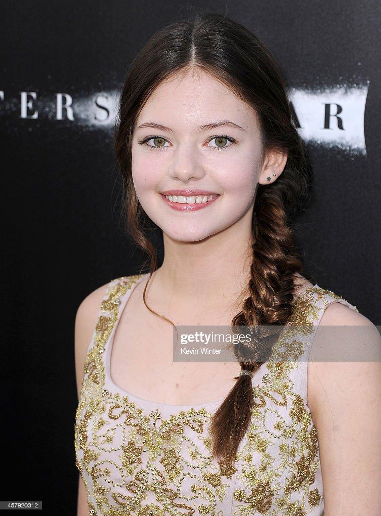 "Premiere Of Paramount Pictures' ""Interstellar"" - Red Carpet : News Photo"