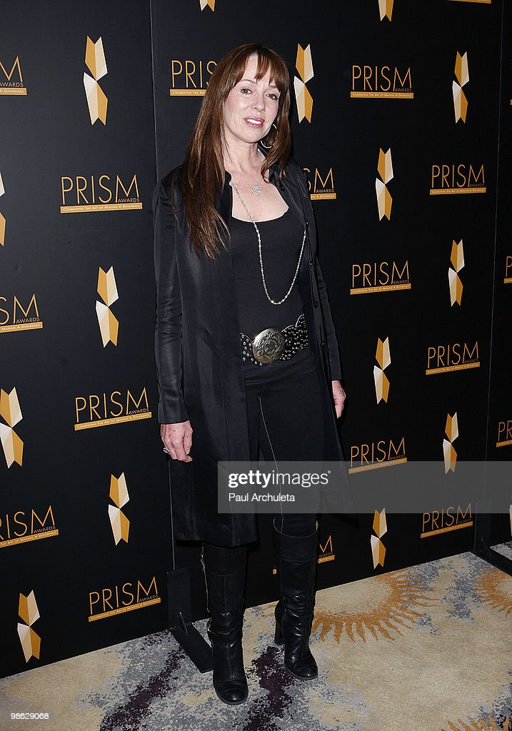 Actress Mackenzie Phillips arrives at the 2010 PRISM Awards at Beverly Hills Hotel on April 22, 2010 in Beverly Hills, California.