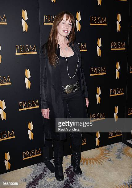 Actress Mackenzie Phillips arrives at the 2010 PRISM Awards at Beverly Hills Hotel on April 22 2010 in Beverly Hills California