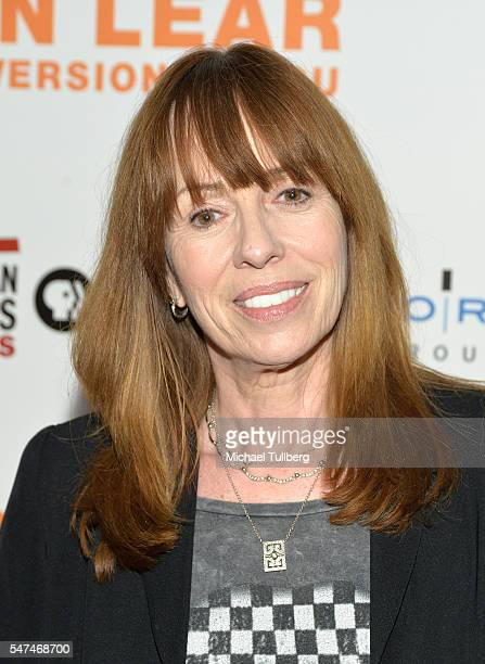"""Actress Mackenzie Phillips attends the premiere of Music Box Films' """"Norman Lear: Just Another Version Of You"""" at The WGA Theater on July 14, 2016 in..."""