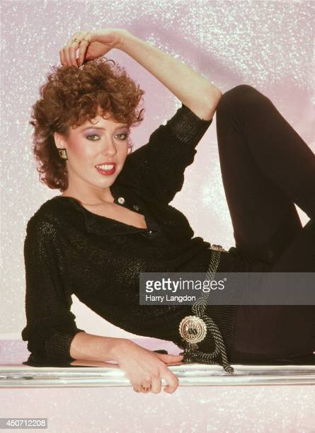 Actress Mackenzie Phillips poses for a portrait in 1989 in Los Angeles California