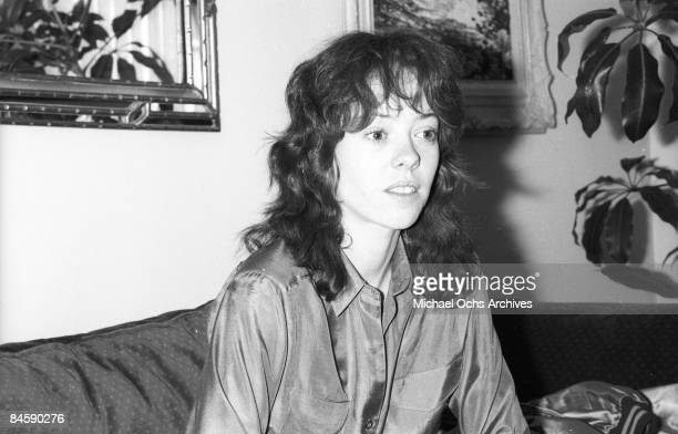 Actress Mackenzie Phillips poses for a portrait session on June 25 1979 in Los Angeles California