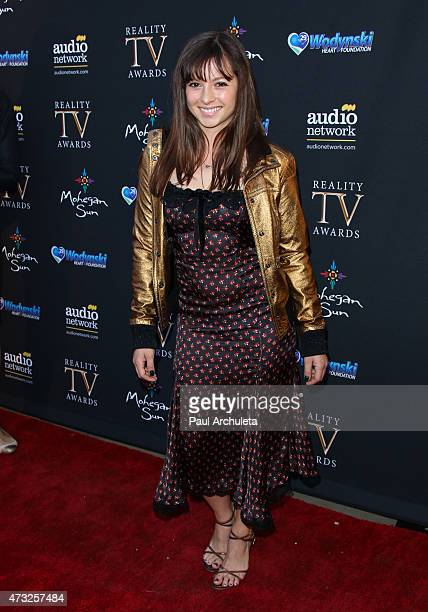 Actress Mackenzie Rosman attends the 3rd annual Reality TV Awards at Avalon on May 13 2015 in Hollywood California