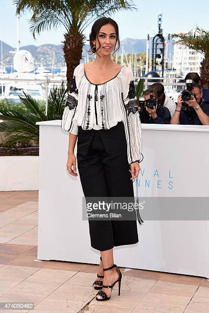 Actress Madalina Ghenea attends the Youth Photocall during the 68th annual Cannes Film Festival on May 20 2015 in Cannes France