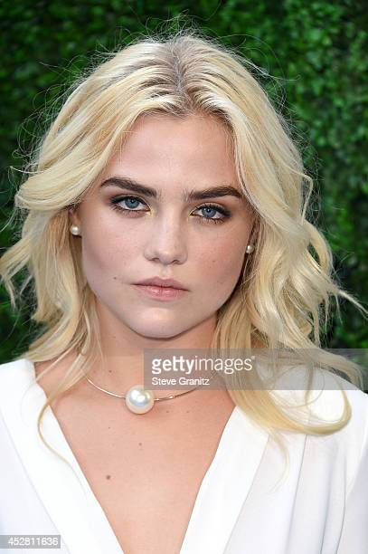 Actress Maddie Hasson attends the 2014 Young Hollywood Awards held at The Wiltern on July 27 2014 in Los Angeles California