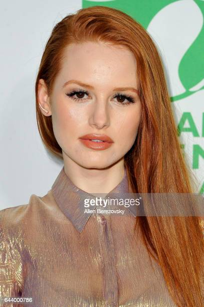 Actress Madelaine Petsch attends the 14th Annual Global Green PreOscar Gala at TAO Hollywood on February 22 2017 in Los Angeles California