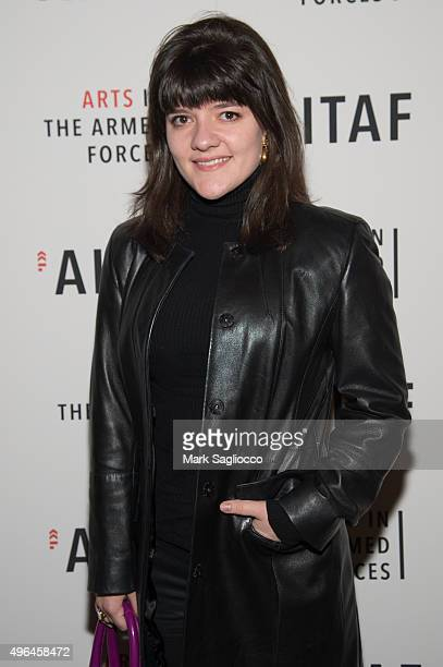 Actress Madeleine Martin attends the 'Lobby Hero' Photo Call at Studio 54 on November 9 2015 in New York City