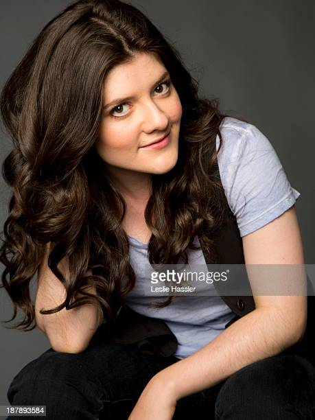 Actress Madeleine Martin is photographed for Self Assignment on July 16 2013 in New York City
