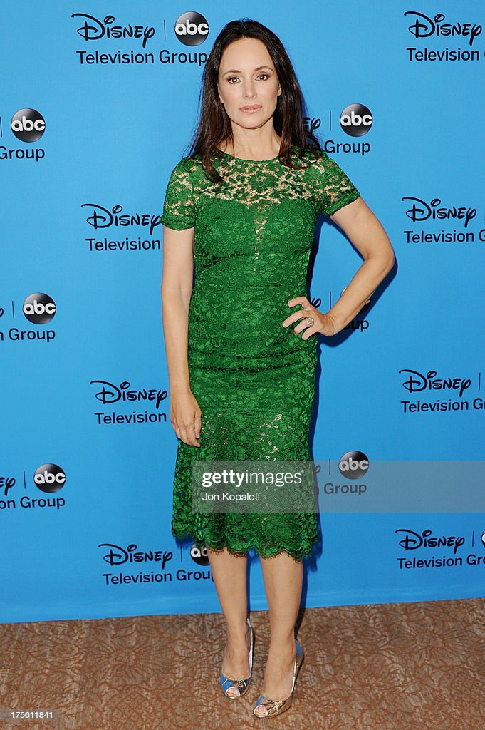 Disney/ABC Party 2013 Television Critics Association's Summer Press Tour : News Photo