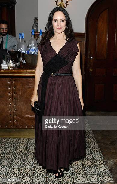Actress Madeleine Stowe at the 'While We're Young' world premiere party hosted by GREY GOOSE vodka and Soho House Toronto during TIFF on September 6,...