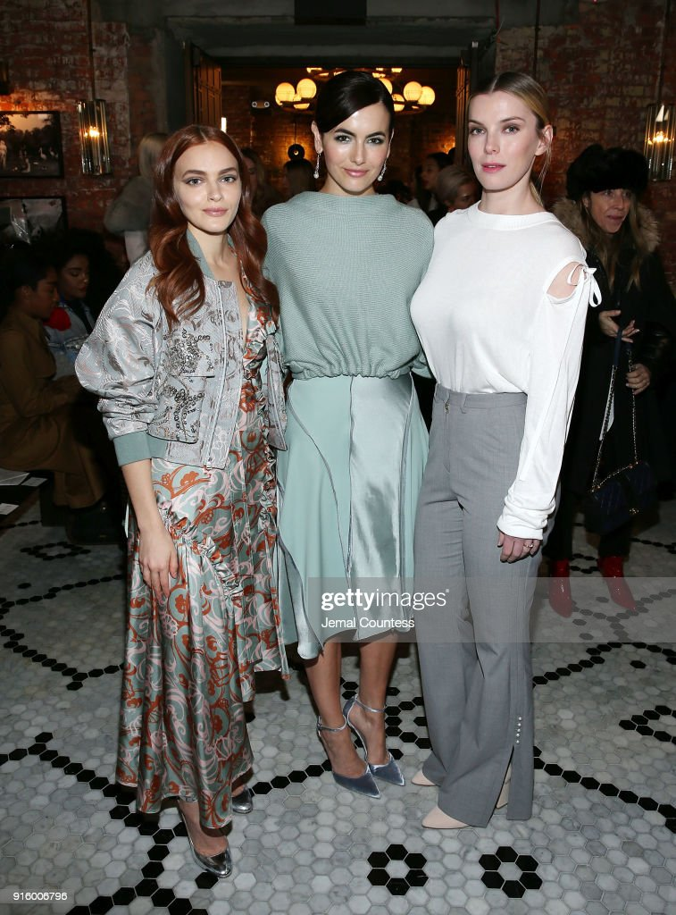 Adeam - Front Row - February 2018 - New York Fashion Week