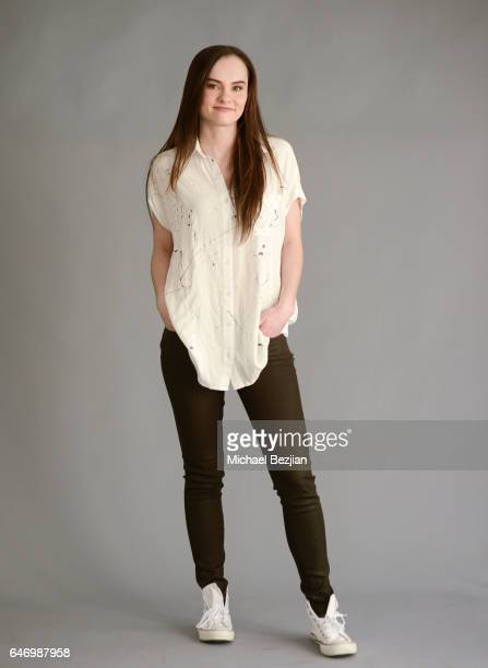 Actress Madeline Carroll poses for portraits at New Faces at the Artists Project on March 1, 2017 in Los Angeles, California.