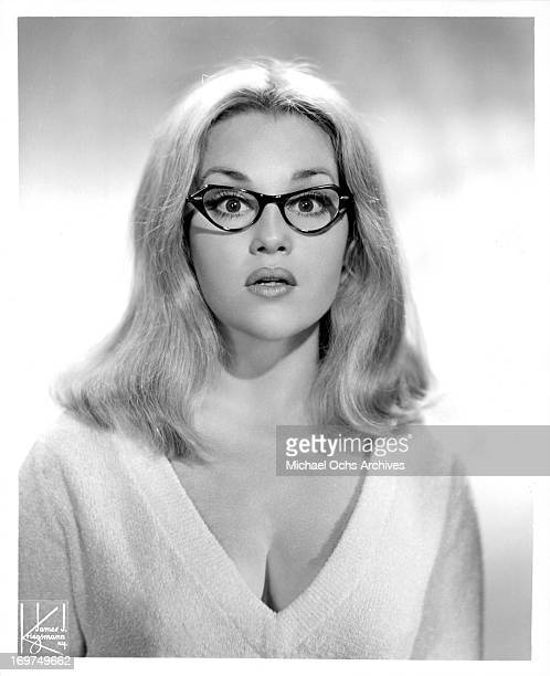Actress Madeline Kahn poses for a portrait in circa 1968