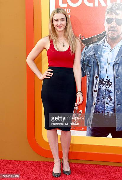 Actress Madeline Zima attends the premiere of Warner Bros Pictures' 'The Nice Guys' at TCL Chinese Theatre on May 10 2016 in Hollywood California